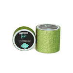 Heidi Swapp - Marquee Love Collection - Glitter Tape - Lime Green - 0.875 Inches Wide