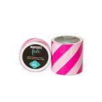 Heidi Swapp - Marquee Love Collection - Washi Tape - Pink and White Stripe - 0.875 Inches Wide