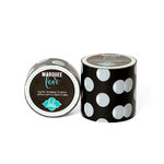 Heidi Swapp - Marquee Love Collection - Washi Tape - Black Polka Dot - 0.875 Inches Wide