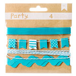 American Crafts - DIY Party - Decorative Trims - Blue
