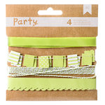 American Crafts - DIY Party - Decorative Trims - Green
