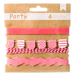 American Crafts - DIY Party - Decorative Trims - Pink