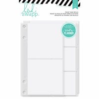 Heidi Swapp - Hello Beautiful Collection - Memory Planner - Pocket Page Refills