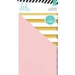 Heidi Swapp - Hello Beautiful Collection - Memory Planner - Binder Pockets