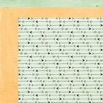 American Crafts - Rise and Shine Collection - 12 x 12 Double Sided Paper - Amelia