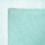 American Crafts - Amy Tangerine Collection - Rise and Shine - 12 x 12 Silver Foil Paper - Mia