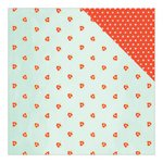 American Crafts - Dear Lizzy Collection - Fine and Dandy - 12 x 12 Double Sided Paper - Elated