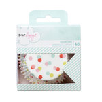 American Crafts - Fine and Dandy Collection - Cupcake Liners