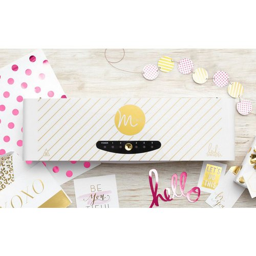 Heidi Swapp - MINC Collection - Starter Kit - 12 Inch Foil Applicator With Transfer Folder, Foil and Tags