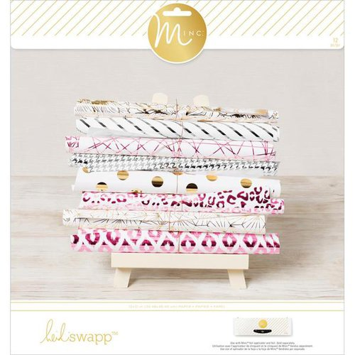 Heidi Swapp - MINC Collection - 12 x 12 Paper Pad - 5th Avenue