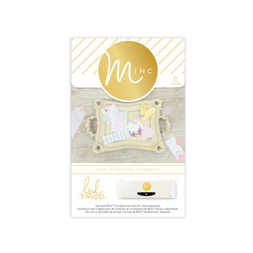 Heidi Swapp - MINC Collection - Cards and Tags - Tags - Spectacular