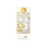 Heidi Swapp - MINC Collection - 3 Dimensional Butterflies