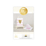 Heidi Swapp - MINC Collection - Cards and Tags - Card Set - Hello Stripes
