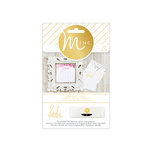 Heidi Swapp - MINC Collection - Calendar Cards