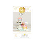 Heidi Swapp - MINC Collection - Party - Cupcake Wraps and Toppers