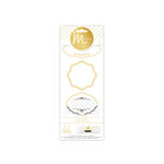 Heidi Swapp - MINC Collection - Cardstock Stickers - Labels