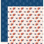 American Crafts - Shimelle Collection - True Stories - 12 x 12 Double Sided Paper - Frappe