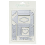 American Crafts - Shimelle Collection - True Stories - Die Set