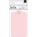 American Crafts - Tags - Pink