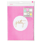 American Crafts - 8.5 x 11 Gallery Wall Packs - Brilliant Gold