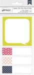 American Crafts - Sticky Notes - Patterned