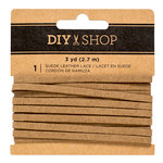 American Crafts - DIY Shop 3 Collection - Leather Lace