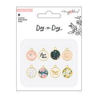 Crate Paper - Day to Day Planner Collection - Charms