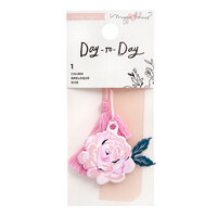Crate Paper - Day to Day Planner Collection - Bookmark - Floral Charm