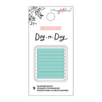 Crate Paper - Day to Day Planner Collection - Planner Discs - Small - Mint