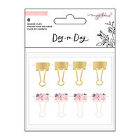Crate Paper - Day to Day Planner Collection - Binder Clips