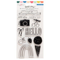 Maggie Holmes - Sweet Story Collection - Clear Acrylic Stamps