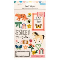 Maggie Holmes - Sweet Story Collection - Sticker Book