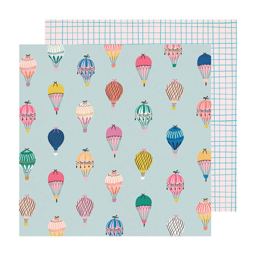 Crate Paper - Sweet Story Collection - 12 x 12 Double Sided Paper - Sweetly