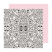 Crate Paper - Sweet Story Collection - 12 x 12 Double Sided Paper - Sweetest