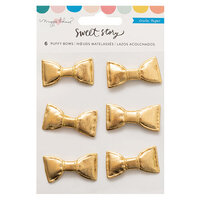 Maggie Holmes - Sweet Story Collection - Self Adhesive Puffy Bows
