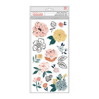 Crate Paper - Fresh Bouquet Collection - Thickers - Accent - Foam - Bouquet