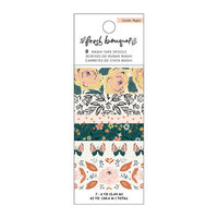 Crate Paper - Fresh Bouquet Collection - Washi Tape