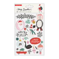 Crate Paper - Hey Santa Collection - Sticker Book