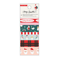 Crate Paper - Hey Santa Collection - Washi Tape