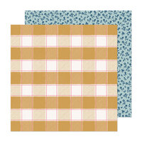 Maggie Holmes - Marigold Collection - 12 x 12 Double Sided Paper - Sweet Sunshine