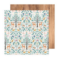 Maggie Holmes - Marigold Collection - 12 x 12 Double Sided Paper - Very Dear