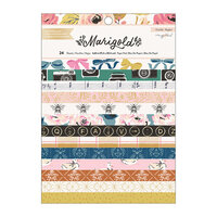 Maggie Holmes - Marigold Collection - 6 x 8 Paper Pad with Foil Accents