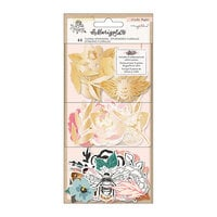 Maggie Holmes - Marigold Collection - Ephemera Pack - Floral