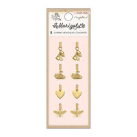 Maggie Holmes - Marigold Collection - Gold Icon Charms