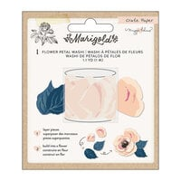Crate Paper - Marigold Collection - Washi Tape - Flower Petal