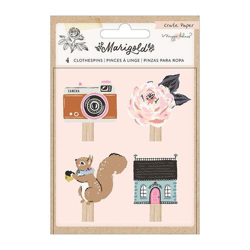 Maggie Holmes - Marigold Collection - Icon Clothespins