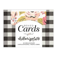 Maggie Holmes - Marigold Collection - Boxed Cards Set