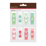 American Crafts - Clothespins - Bows