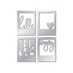 American Crafts - Wall Art - Acrylic Mirrors - Frames