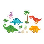 American Crafts - Wall Art - Wall Decals - Dinosaurs